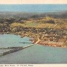 Aerial View of Digby, Nova Scotia, Canada (A247)