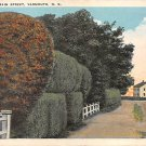 Yarmouth, Main Street, Nova Scotia, Canada 1928 (A248)