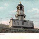 Halifax Town Clock On Citadel, Nova Scotia, Canada (A266)