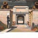 Halifax Entrance To Citadel, Nova Scotia, Canada (A267)