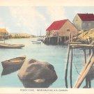 Peggy Cove, Near Halifax, Nova Scotia, Canada (A269)