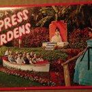 Florida's Cypress Gardens -Souvenir Folder, 11 views (Folder_A1948)