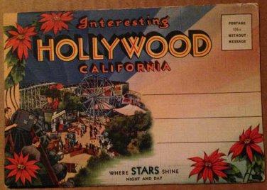 Hollywood, California -18 views (Folder_A1943)