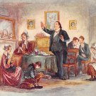 We have among us, my friends .. - In Dickens Land (A532-533)