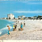 Venice, Florida - Shelling Postcard (A422)