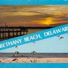Bethany Beach, Delaware 1901 Postcard (A429)