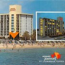 Fort Lauderdale, Florida Howard Johnson's Postcard (A430)