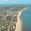 Pompano Beach, Florida 1969 Postcard (A462)