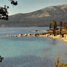 Lake Tahoe, Nevada - California Postcard (A467)