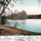 Burlington, New Jersey, NJ Upper Sylvan Lake 1907 (A472)