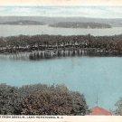 Lake Hopatcong, New Jersey, NJ, Chestnut Point From Breslin 1916 (A475)