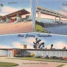 Turnpike, New Jersey, NJ 1945 Multi View (A476)