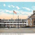 Trenton, NJ Postcard - New Jersey State Barracks, 1923 (A502)