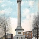 Trenton, NJ Postcard Battle Monument Park 1909 (A504)