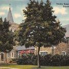 Trenton, NJ Postcard - Episcopal Church 1943 (A510)