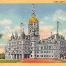 Hartford, Conn, CT Postcard - State Capitol (A607)