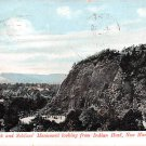 New Haven, Conn, CT Postcard - East Rock Soldier' --1908 (A609)