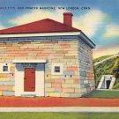 New London, Conn, CT Postcard Block House (A620)