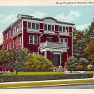 Brookhaven, Miss, MS Postcard - Kings Daughters Hospital (A680)