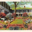 Natchez, Miss, MS Postcard - Hope Farm (A678)