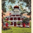 Natchez, Miss, MS Postcard - Longwood (A677)