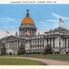 Jackson, Miss, MS Postcard - State Capitol (A639)