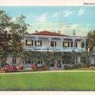 Natchez, Miss, MS Postcard - The Elmscourt 1948 (A638)