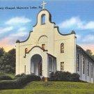 Harveys Lake, PA Postcard - Our Lady of Victory Chapel (A713) Penna, Pennsylvania