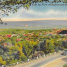 Blakely, PA Postcard View of Olyphant (A720) Penna, Pennsylvania