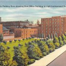 Bethlehem, PA Postcard - Steel Co. (A737) Penna, Pennsylvania
