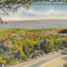 Blakely, PA Postcard View of Olyphant (A748) Penna, Pennsylvania