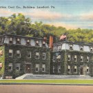 Lansford, PA Postcard - Lehigh Navigation Coal Co. (A759) Penna, Pennsylvania