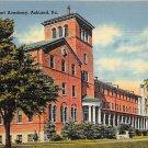 Ashland, PA Postcard - Immaculate Heart Academy (A761) Penna, Pennsylvania