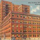 Bethlehem, PA Postcard - Steel Co. Office Building (A765) Penna, Pennsylvania