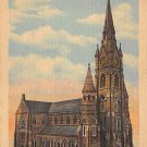 Erie, PA Postcard - St. Peter's Cathedral (A781) Penna, Pennsylvania