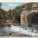 Cumberland, Md Bridge Over Braddock Run 1930 Postcard (B286) Maryland