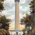 Baltmore, Md Washington Monument Postcard (B302) Maryland