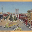 Baltmore, Md Preston Gardens 1951 (B312) Maryland