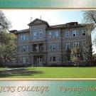 Rexburg, Idaho - Rick's College - Continental Postcard (B375)