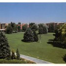 Pocatello, Idaho - Idaho State University - Continental Postcard (B373)