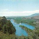 Snake River South Fork, Idaho - Continental Postcard (B367)