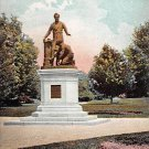 Washington, DC Lincoln Monument Postcard (B380)