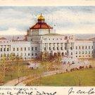 Washington, DC Library of Congress Postcard 1905 (B386)