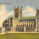 Washington, DC National Cathedral Postcard 1942 (B387)