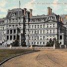 Washington, DC State War Navy Depts. Postcard (B389)