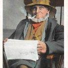Fisherman, Cape Cod, Mass - Postcard - Lot of 3 (B399-401)