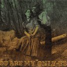 You Are My Only-Est - Romance Postcard 1912 (B425)