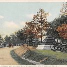 Chattanooga, Tenn Canon Ball Monument Phostint Postcard (B438) Tennessee