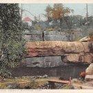Natural Bridge, Tenn Lookout Mountain Phostint Postcard (B435) Tennessee