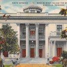 Nashville, Tenn Ward Belmont College Postcard (B449) Tennessee